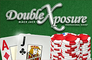 Играйте в Double Exposure Blackjack Pro Series