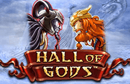 Игровой автомат Hall Of Gods онлайн