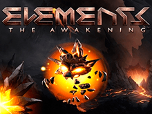 В онлайн-казино на рубли Elements The Awakening